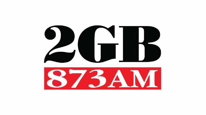 Bill Lang on 2GB radio