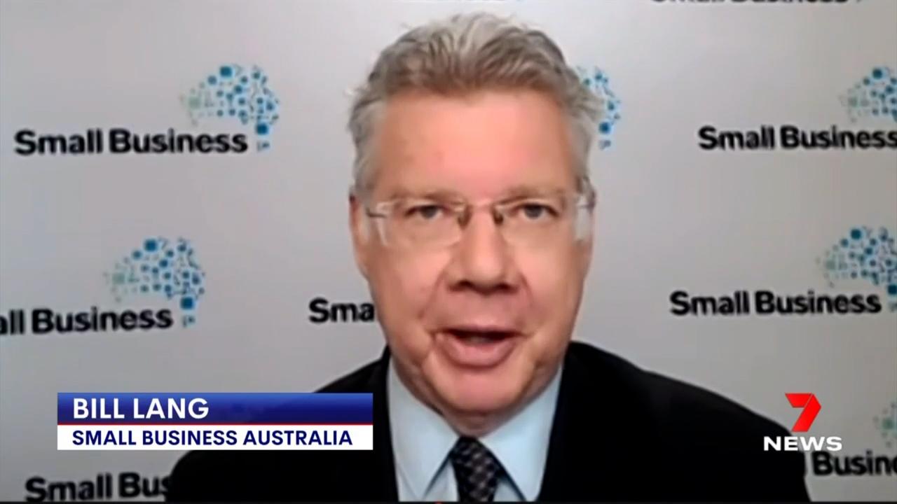 Bill Lang on 7 NEWS Melbourne