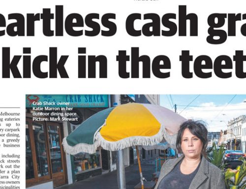 Council policies hurting small businesses