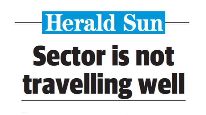 Bill Lang in the Herald Sun Editors Opinion