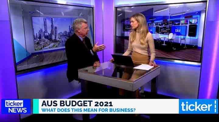 Bill Lang on Ticker News