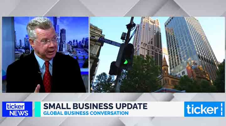 Bill Lang on Ticker News discusses the latest on JobKeeper news