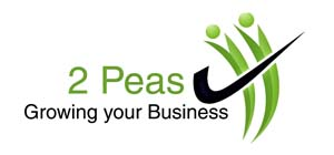 Buy Local supporting partner - 2 Peas