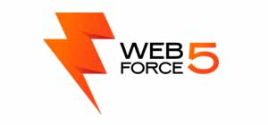 Buy Local supporting partner - Web Force 5
